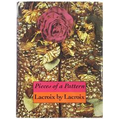 Lacroix by Lacroix, 'Pieces of a Pattern' Signed - 1992
