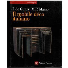 Il Mobile Déco Italiano - Italian Art Deco Furniture 1920-1940 Book