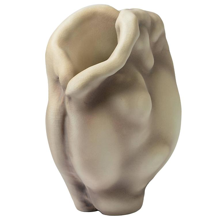 Porcelain Sculpture by Wayne Fischer (French-American), circa 2016