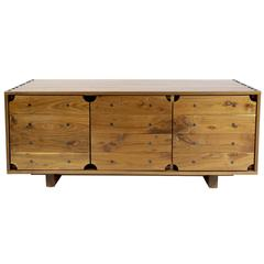 Shimna Walnut Red River Credenza