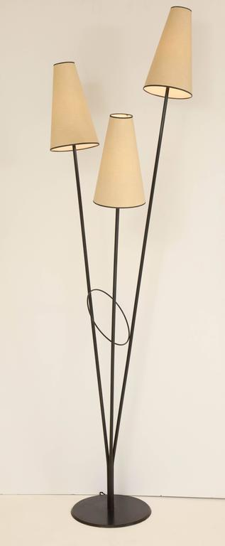 Fran Taubman Metal Floor Lamp, 1988 9