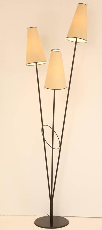 Fran Taubman Metal Floor Lamp, 1988 10