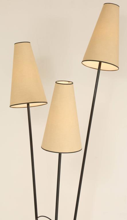 Fran Taubman Metal Floor Lamp, 1988 8