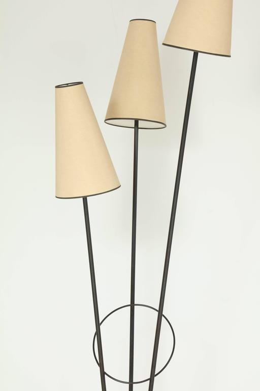 Fran Taubman Metal Floor Lamp, 1988 5