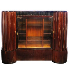 Palisander Armoire by Francisque Chaleyssin