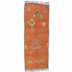 Mid-20th Century Moroccan 'Berber' Carpet