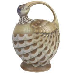 Amphora Vase, Viennese, Austria, 1900
