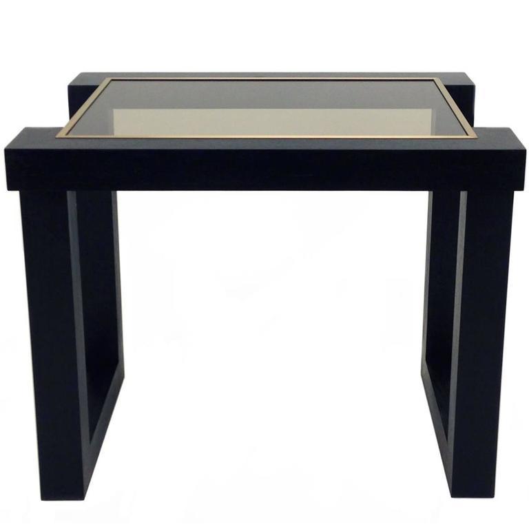 FLAIR Home Collection Custom Metropolis Side Table