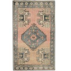 Vintage Turkish Rug from Anatolia