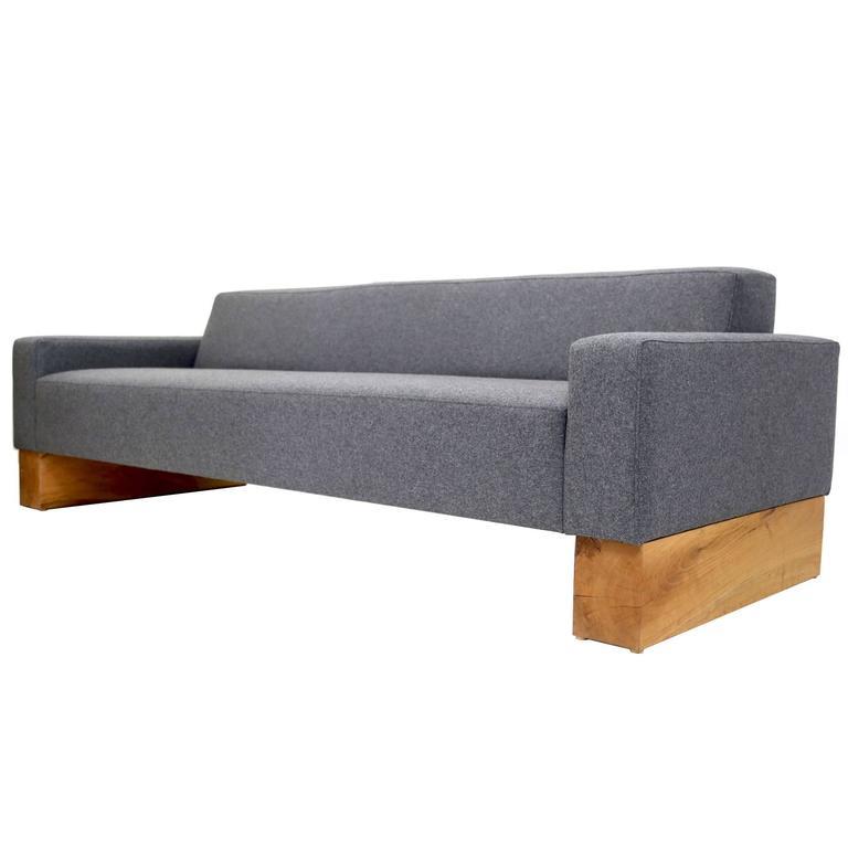 Shimna Beam Three Seat Sofa
