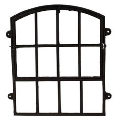 19th century industrial iron window frame 20 pcs available - Window Frames For Sale