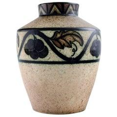 Josef Ekberg, Gustavsberg Pottery Vase
