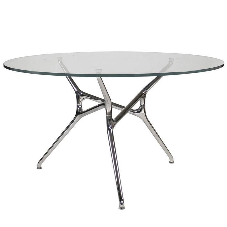 Modular branch dining table by jakob wagner for cappellini for Modular dining table