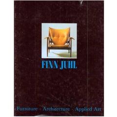 """FINN JUHL - Furniture: Architecture: Applied Art"" Book"