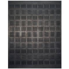 Carved Panel, Black #7