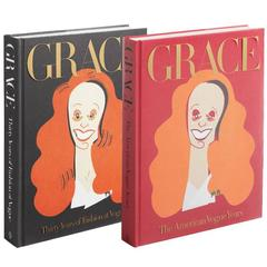 """Grace"" Coddington Vogue Book Collection"