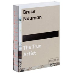 """Bruce Nauman The True Artist"" Book"