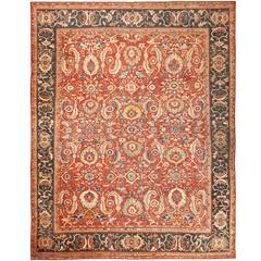 Persian Sultanabad Antique Rug