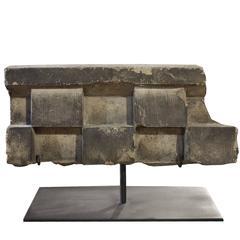 Sullivan Designed Terracotta Facade Fragment from the Chicago Stock Exchange