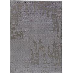 Oversized Line Grip Modern Carpet For