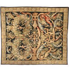 Antique Gobelins Tapestry