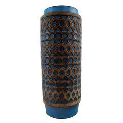 Mari Simmulson for Upsala-Ekeby Large Ceramic Floor Vase