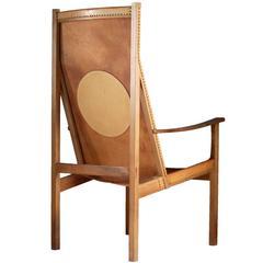 Very Rare Armchair by Egon Jonason Sweden