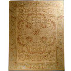 20th Century Aubusson Carpet, Chinese Rugs