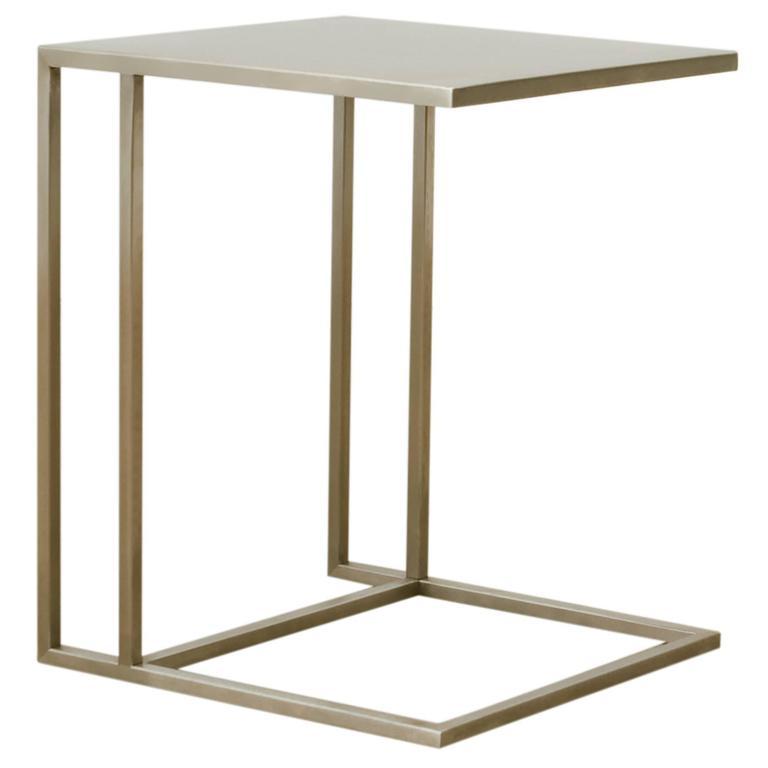 Hemnes Coffee Table Light Brown 118 X 75 Cm: Pair Of Modern Minimalist Stainless Steel L-Shaped Sofa