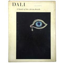 Salvador Dali, a Study of His Art-in-Jewels, 1959