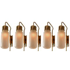 1950s Luigi Caccia Dominioni 'LP 10' Wall Lights for Azucena