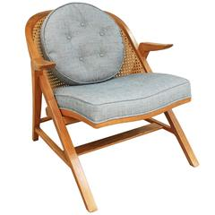 Rare and Exceptional Lounge Chair by Edward Wormley
