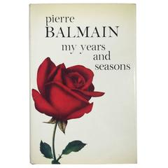 Pierre Balmain, My Years and Seasons, 1964