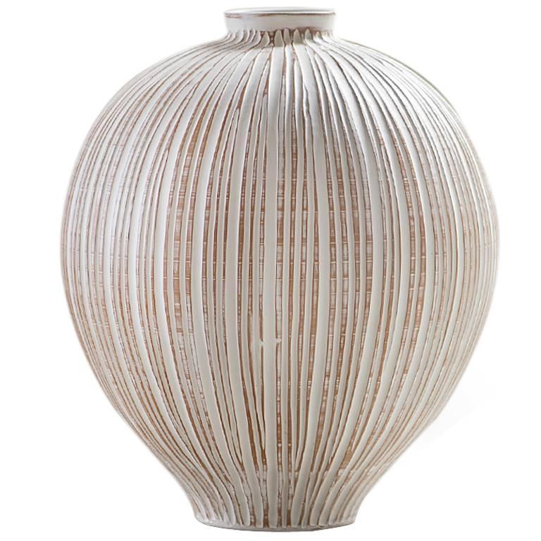 Italian Handmade Ceramic Vase by Bitossi, Limited Edition ...