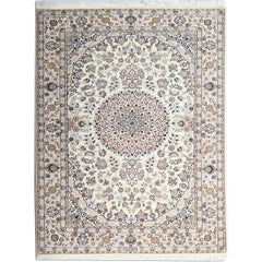 Persian  Floor Rugs, Traditional Rugs, Handwoven Oriental Rugs, Carpet from Nain