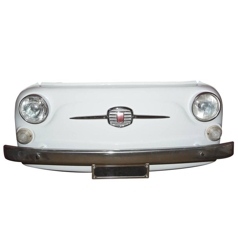 Front Snout Fiat 500 Car, 1960s, Italy At 1stdibs