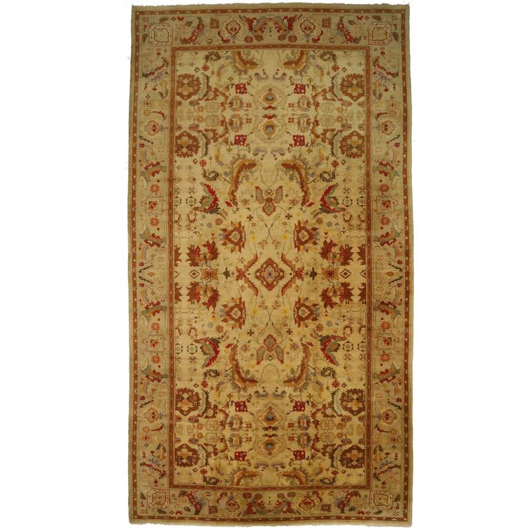 Vintage Portuguese Gallery Rug 'Cuenca Carpet' with Transitional Modern Style
