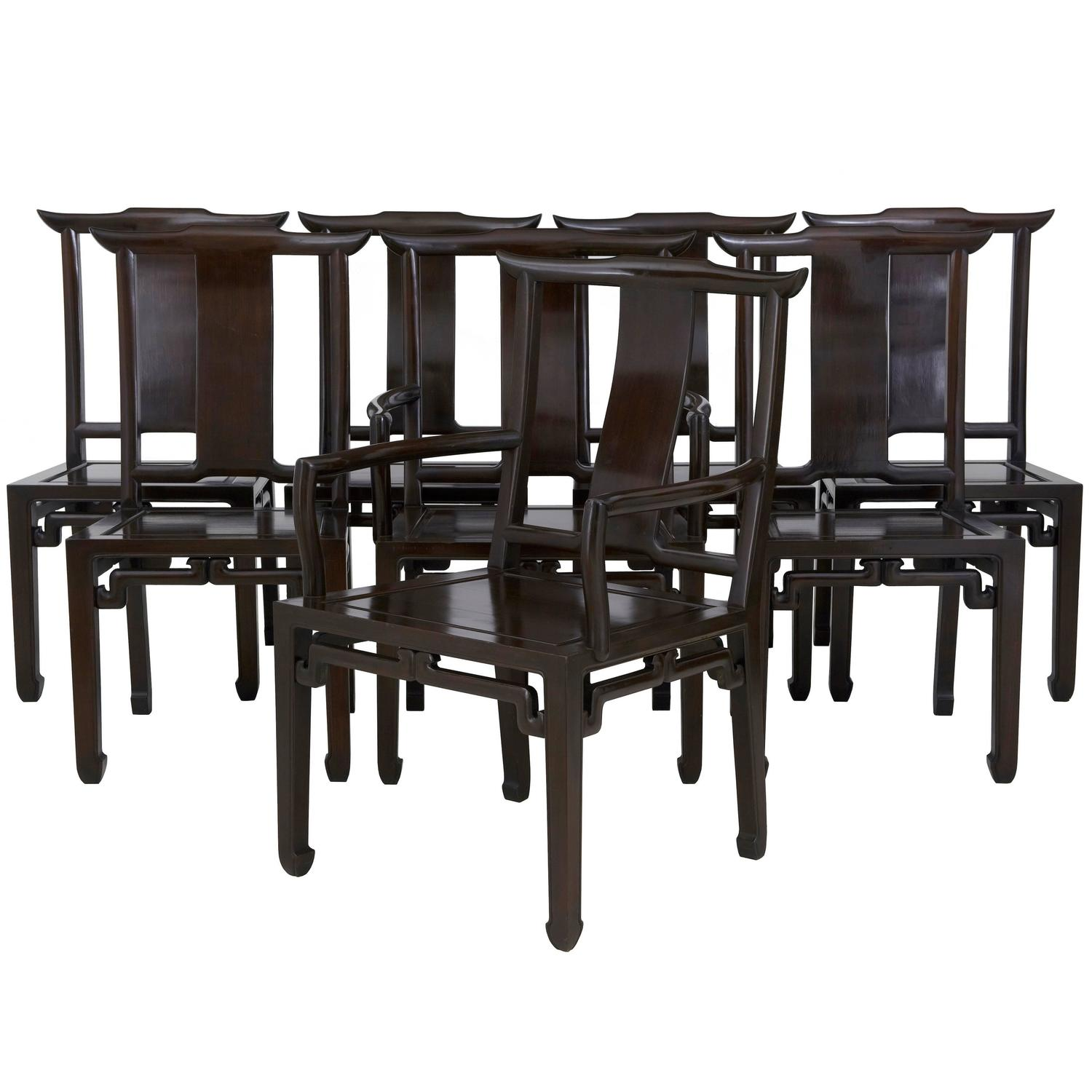 Set of 62 Chinese Hard Wood 1970s Dining Chairs For Sale  : EA863CCHAIRS8264copyorgz from www.1stdibs.com size 1500 x 1500 jpeg 118kB