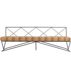 Darrell Landrum Iron Sofa for Avard