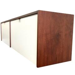 Rare Florence Knoll Hanging Cabinet