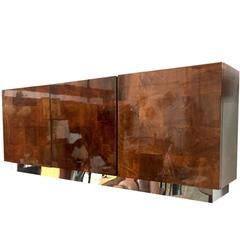 Milo Baughman for Thayer Coggin Floating Wall Cabinet