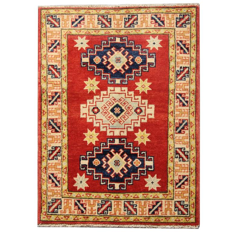 Persian Style Rugs Afghan Kazak Carpet From Afghanistan 1
