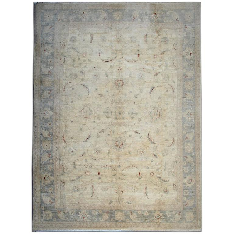 Persian Ziegler style Mahal Rug from Sultanabad 21st Century
