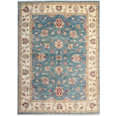 Green Persian Style Rugs, living room rugs with Persian Rugs Zeigler Design