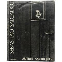 """""""Sebastião Salgado – Autres Ameriques"""" Signed Book, 1986"""