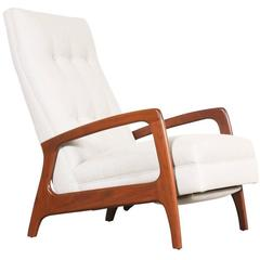 Adrian Pearsall Reclining Lounge Chair for Craft Associates