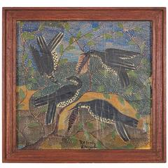 20th Century Congolese Painting