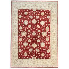 Afghan Ziegler Design Oriental Rugs, Wool Rugs, Suitable as living room rugs