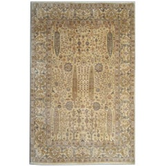 Garden Gold Rug, Ziegler Inspired Living room Rugs, with Persian Rugs Design