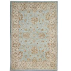 Blue Persian Style Rugs, living room rugs with Persian Rugs Zeigler Design